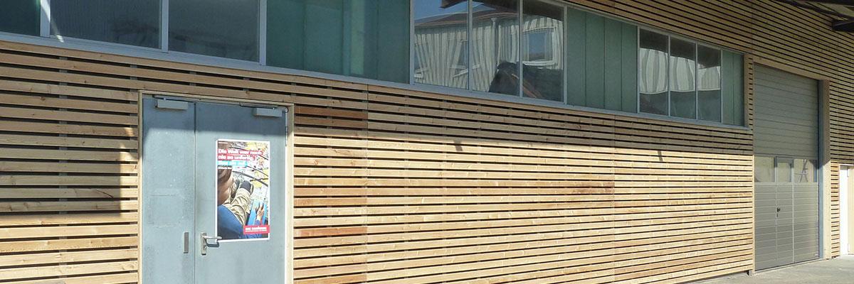 Scheyhing Holzbau GmbH - Holzbau - Zimmerei - Bedachungen | Holzfassaden